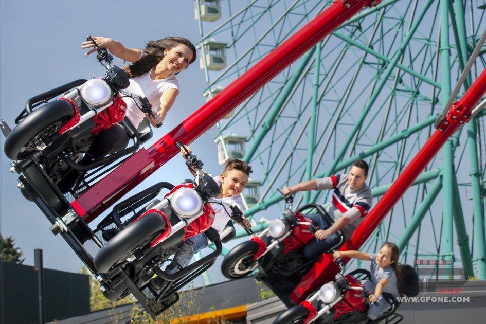 News: Apre Ducati World, la nuova area di Mirabilandia