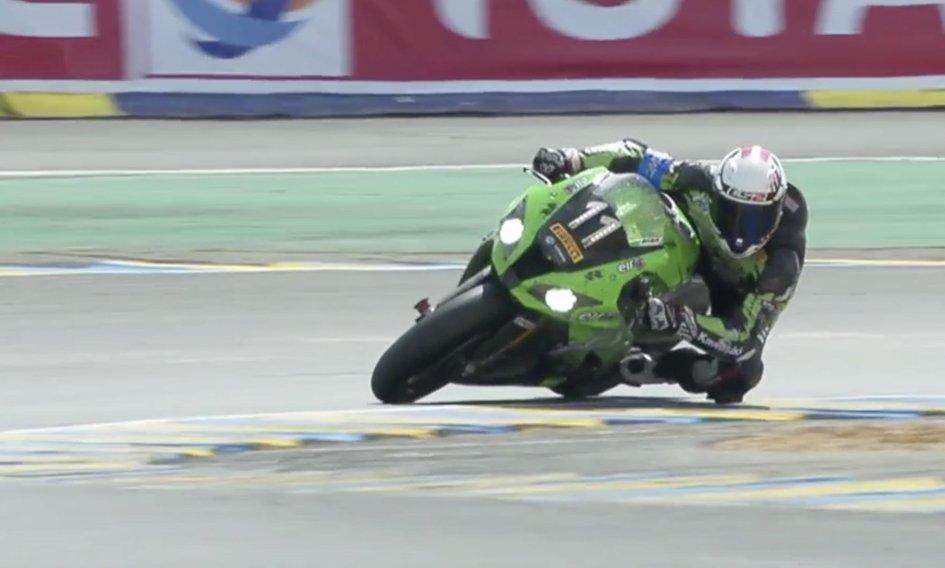 News: 24 Ore Le Mans, gara thriller! Vince Kawasaki