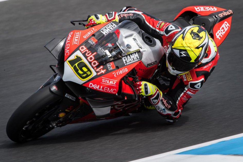 SBK: LATEST: 250 rpm taken from the Ducati V4 as of Assen