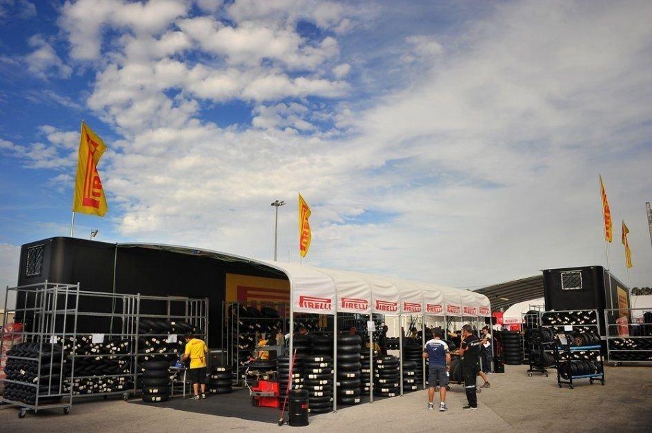 SBK: Pirelli, che novità! Ad Aragon solo pneumatici maggiorati