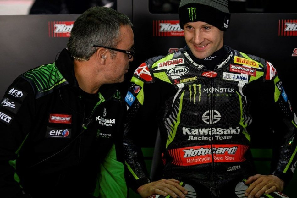 """SBK: Rea: """"There's no rivalry with Bautista, he's too far away"""""""