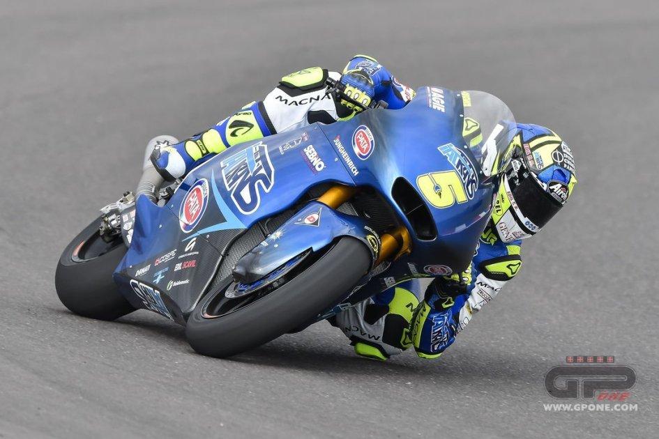 Moto2: FP1 a Le Mans sotto il segno di Locatelli