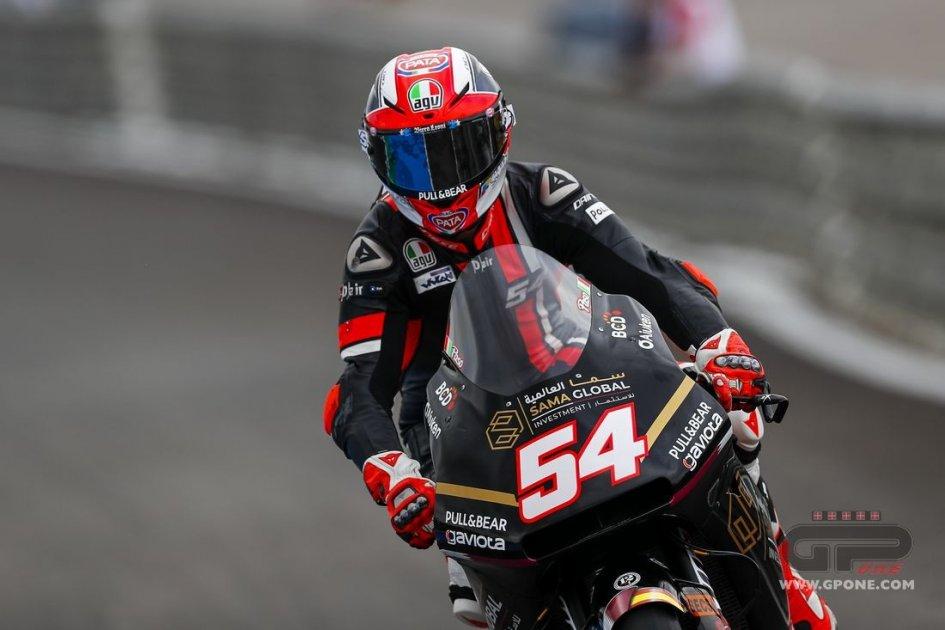 Moto2: Pasini's adventure continues in Le Mans with Petronas