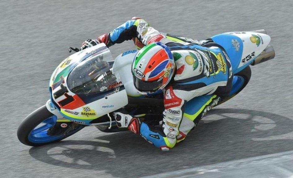 """Moto3: Zannoni wild card al Mugello: """"voglio un posto fisso nel mondiale"""""""