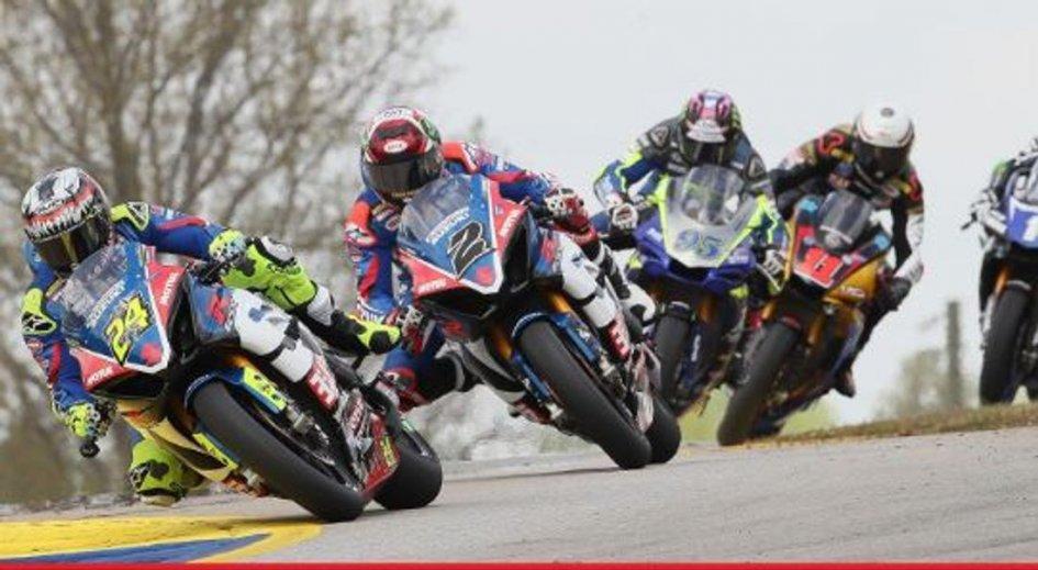 MotoAmerica: American Superbike races to air on Eurosport UK