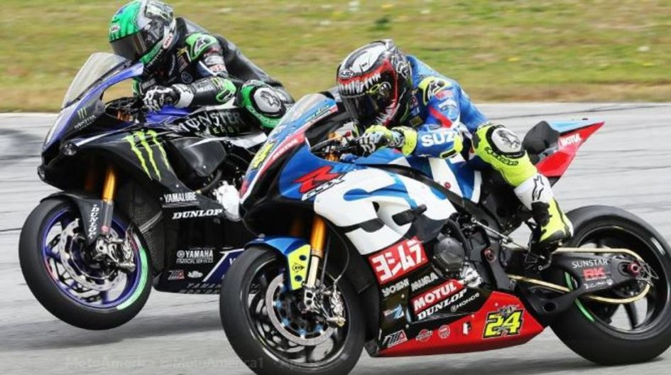 MotoAmerica: Elias vuole ripetere il bis 2018 al VIR, Beaubier permettendo