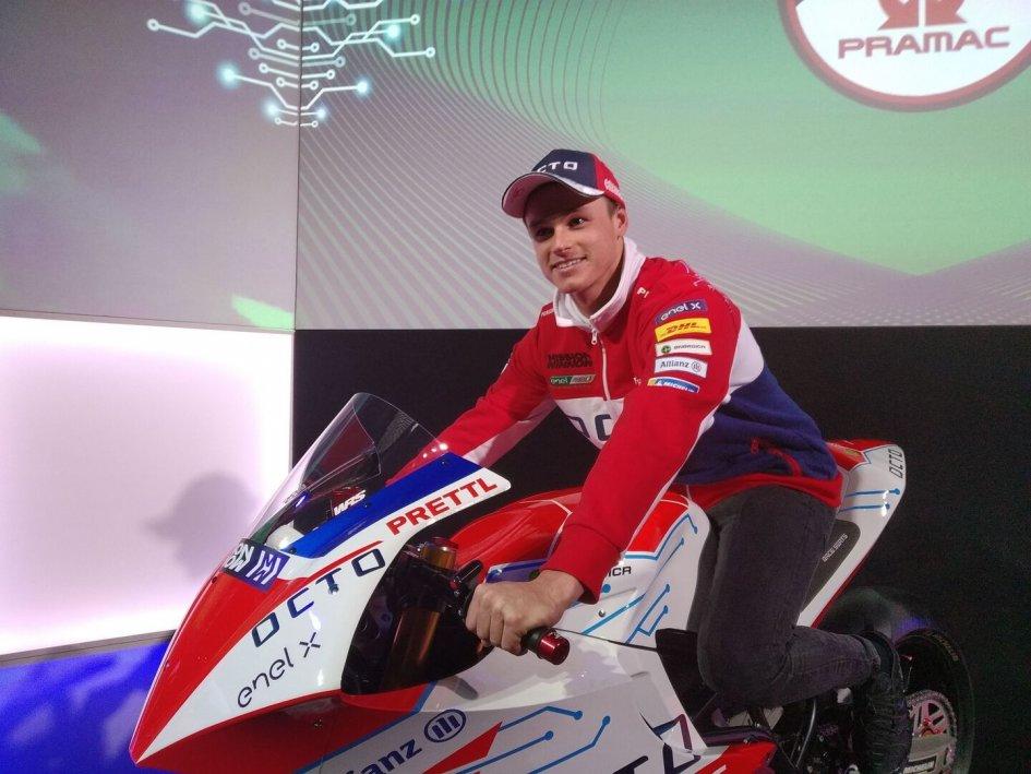 """MotoE: Hook: """"il campionato elettrico un ponte alla MotoGP? Mai dire mai"""""""
