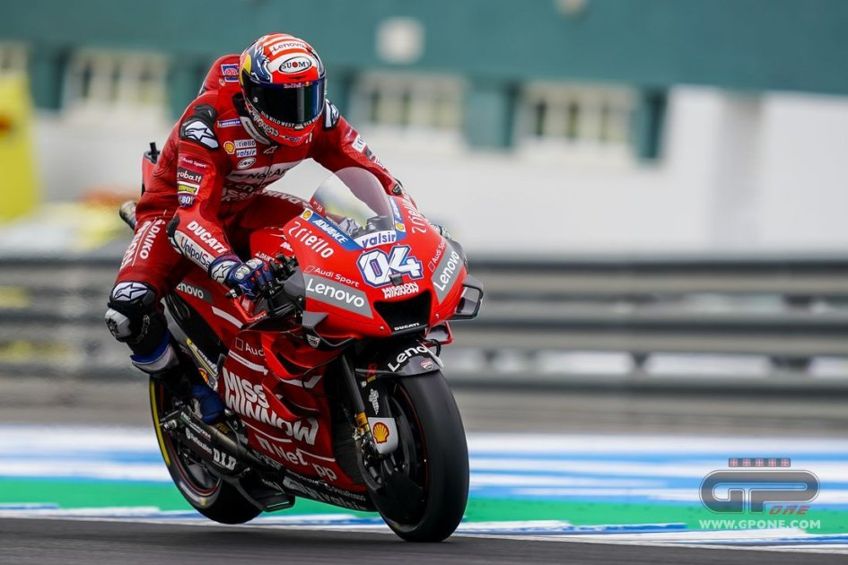 "MotoGP: Dovizioso: ""The new Honda bike? Not a good thing for us"""