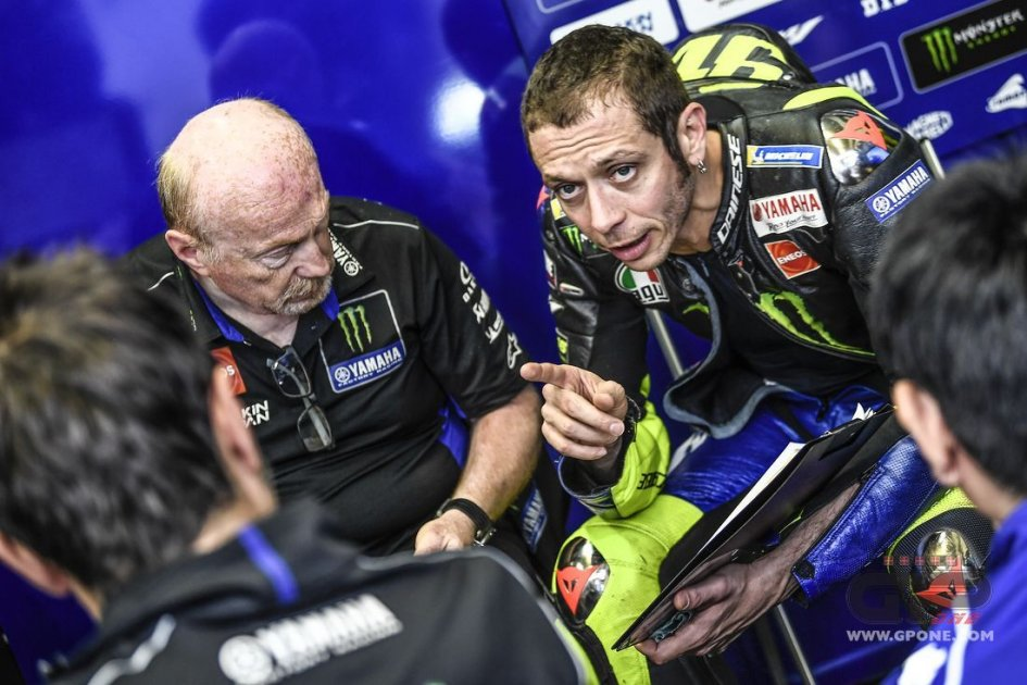 "MotoGP: Rossi: ""I struggle in Jerez, but the championship does not end here."""