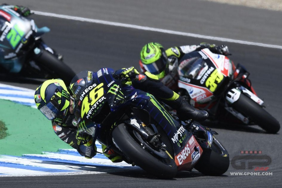 """MotoGP: Rossi: """"Marquez and Honda are a perfect couple"""""""