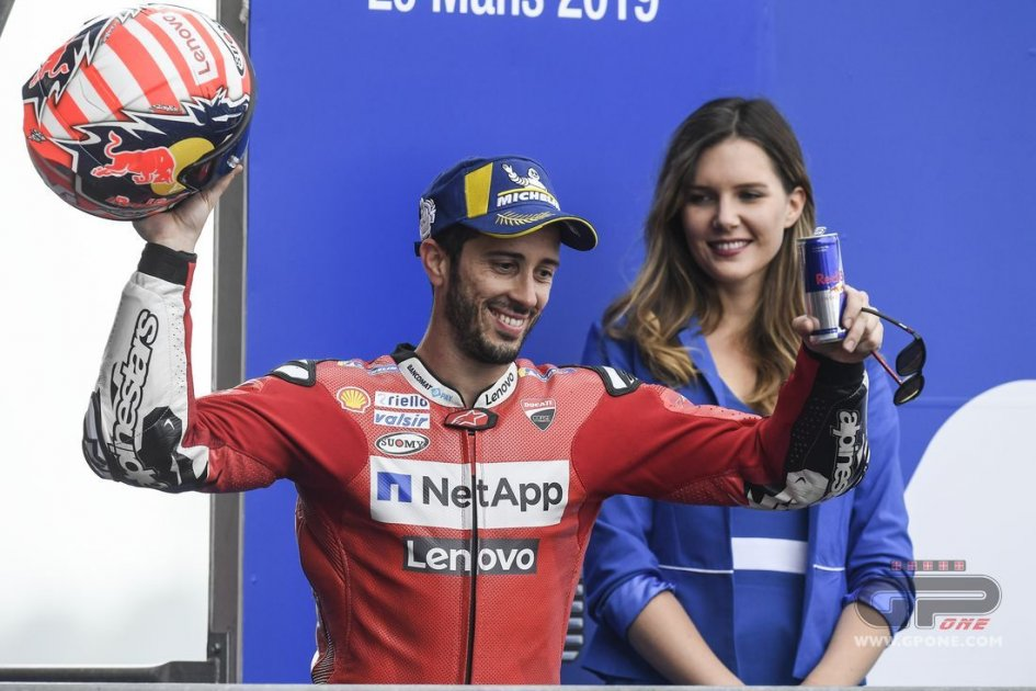 "MotoGP: Dovizioso: ""I don't have what it takes to go up against Marquez."""