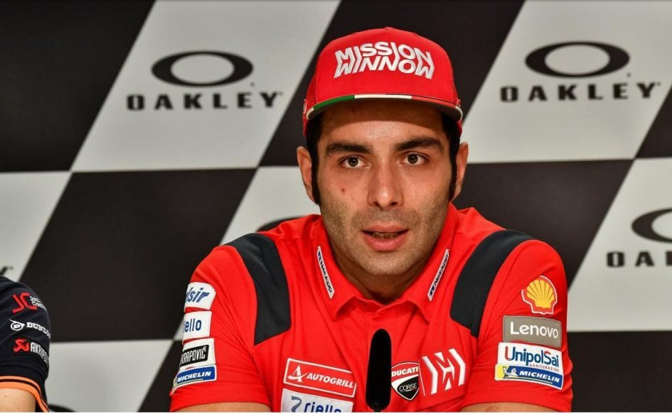 "MotoGP: Petrucci: ""If I don't win with Ducati, I won't be able to with other bikes."""