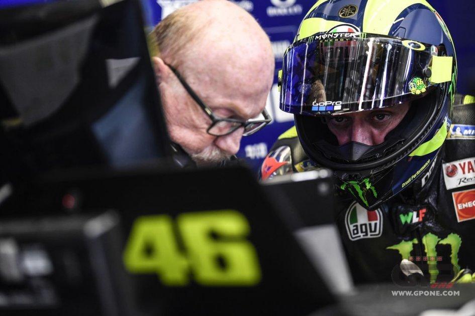 """MotoGP: Rossi: """"Looking at Quartararo's data won't save me"""""""