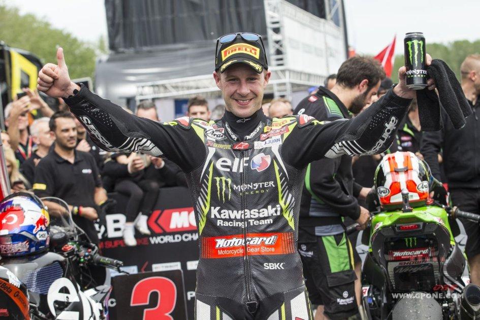 SBK: Rea: vinta la sfida con Ducati sulla loro pista, la fine di un incubo