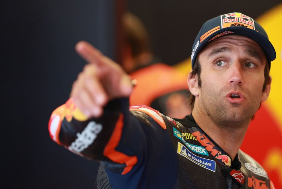 "MotoGP: MotoGP, Zarco: ""The KTM would only like to go straight."""