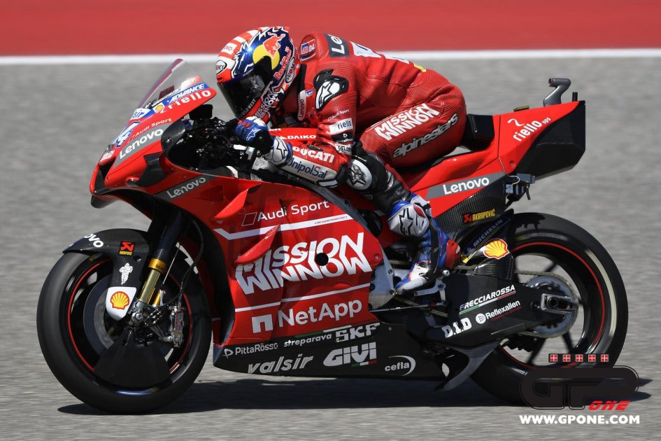 MotoGP: Dovizioso, Stoner, Lorenzo: Ducati seeks four in a row at Mugello