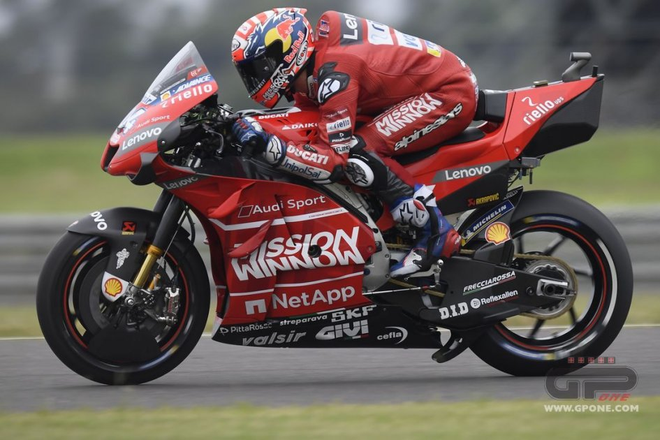 MotoGP: 200th premier class start for Andrea Dovizioso