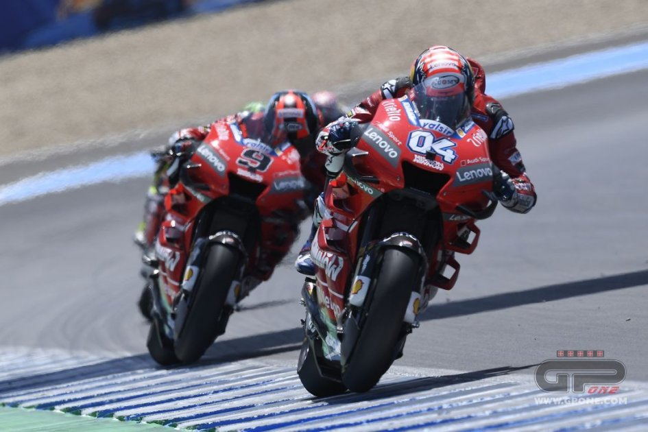 """MotoGP: Dovizioso: """"At Le Mans, I'll be able to take advantage of the Ducati's qualities"""""""