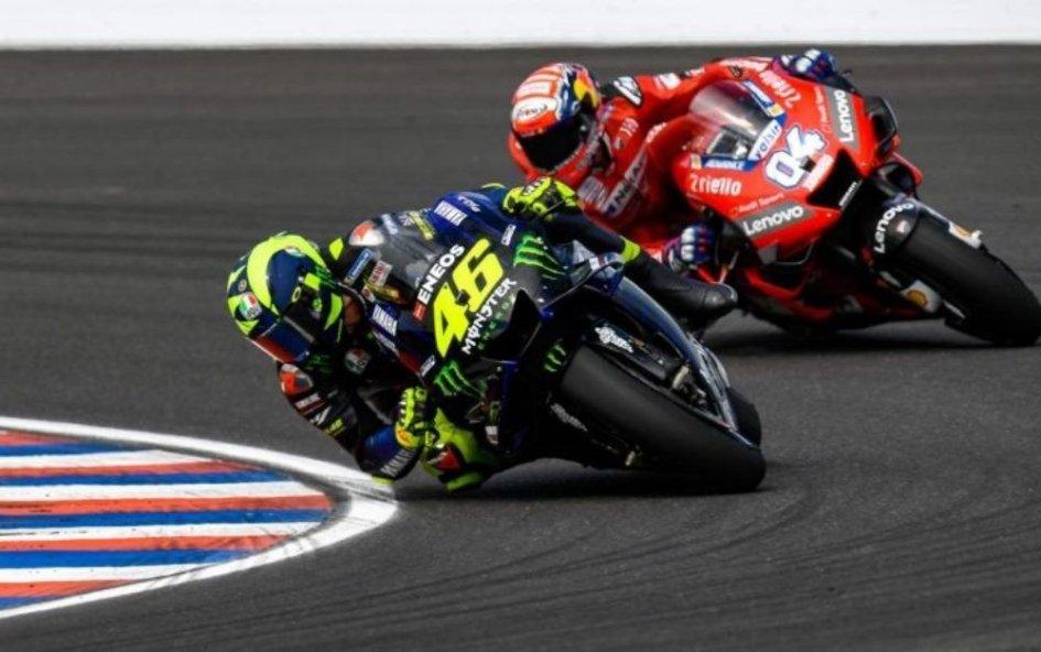 MotoGP: Dovizioso-Rossi: Le Mans è una sfida da Mission Impossible