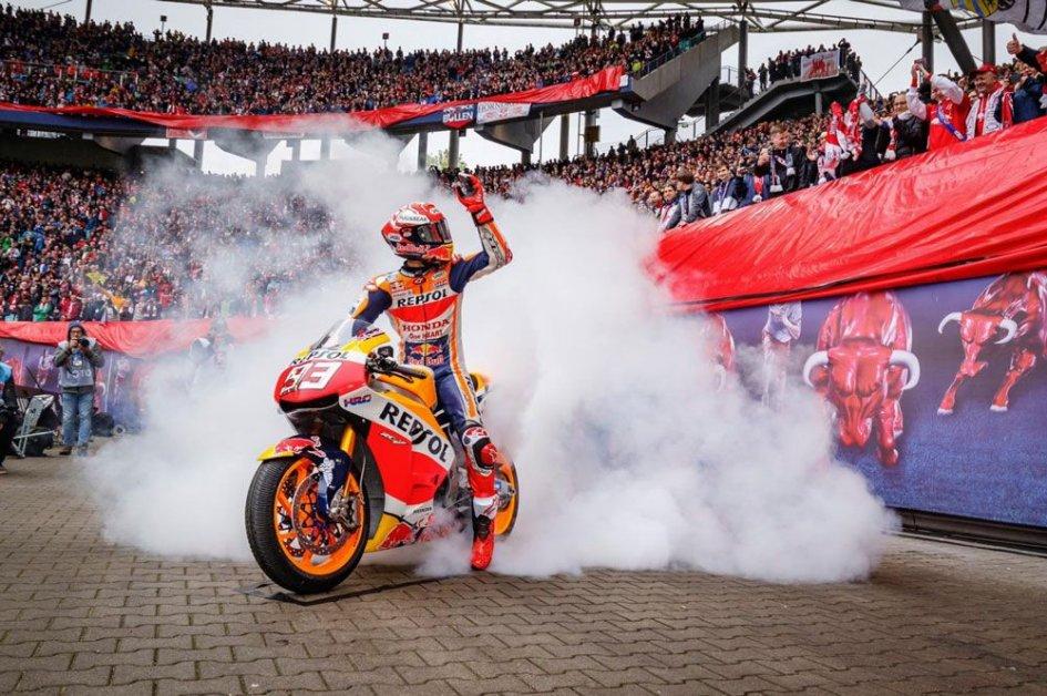 MotoGP: Per Marquez a Le Mans l'obiettivo è la 300ª vittoria per Honda
