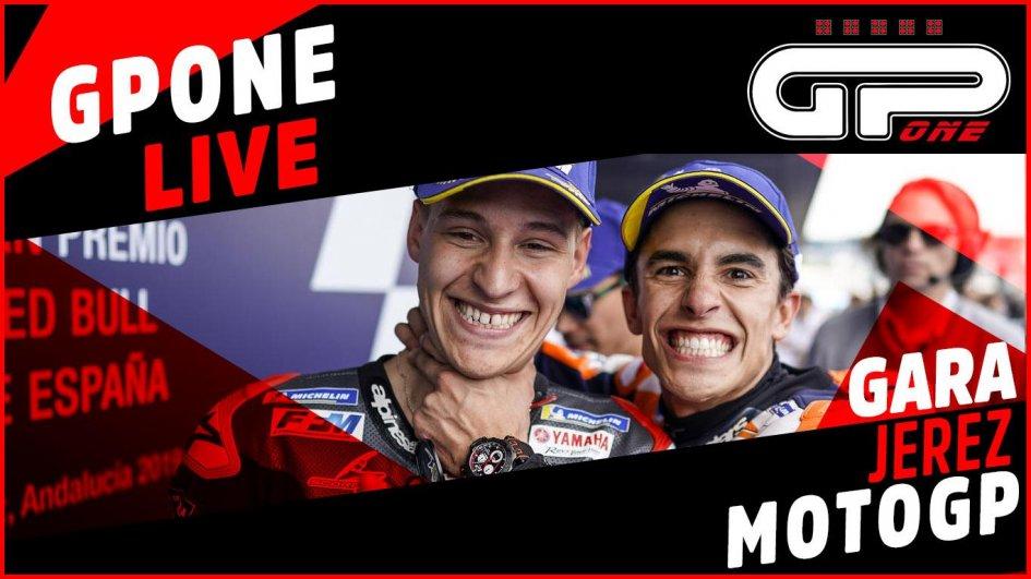 MotoGP: Jerez, cronaca diretta LIVE del Gran Premio di Spagna