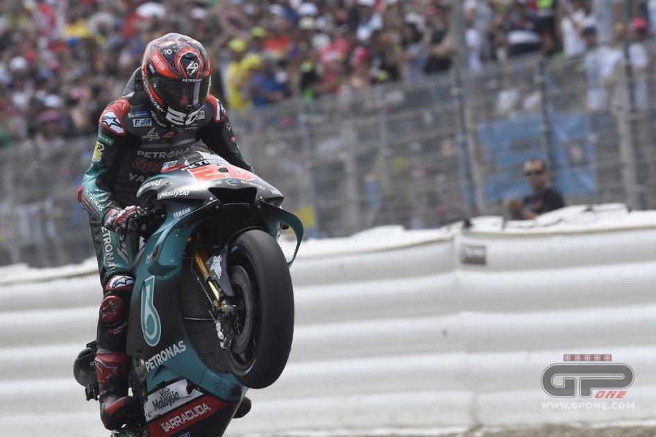 MotoGP: FP1: Quartararo indiavolato a Le Mans, Ducati in scia
