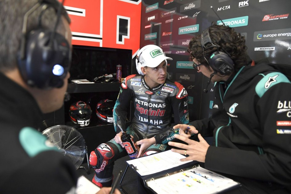 "MotoGP: Quartararo: ""My stomach goes topsy-turvy at the San Donato"""
