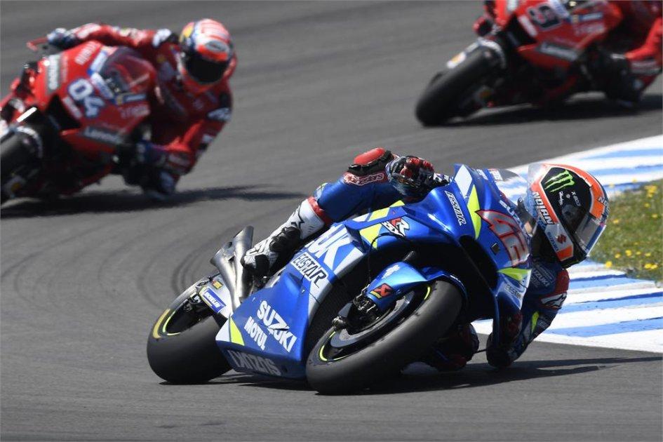 """MotoGP: Le Mans non spaventa Rins: """"Io e la Suzuki sappiamo cosa fare"""""""