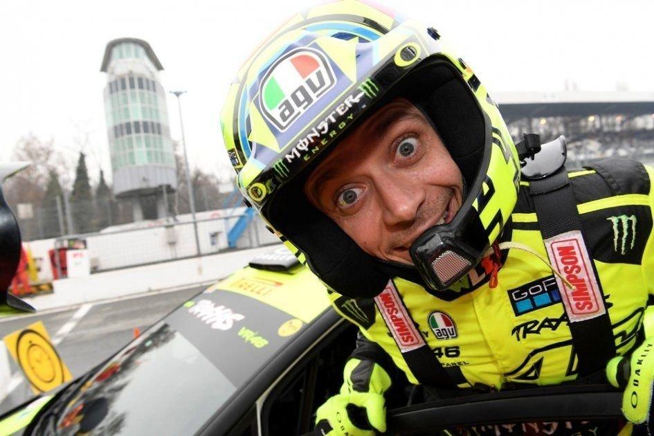 MotoGP: Niente Monza Rally Show quest'anno per Valentino Rossi