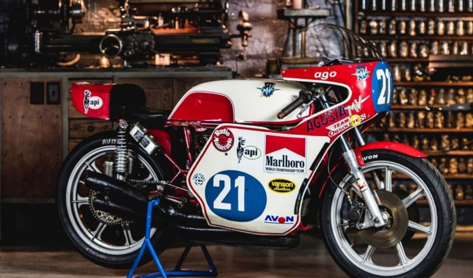 News: Giacomo Agostini to ride iconic MV 350 at Classic TT Races
