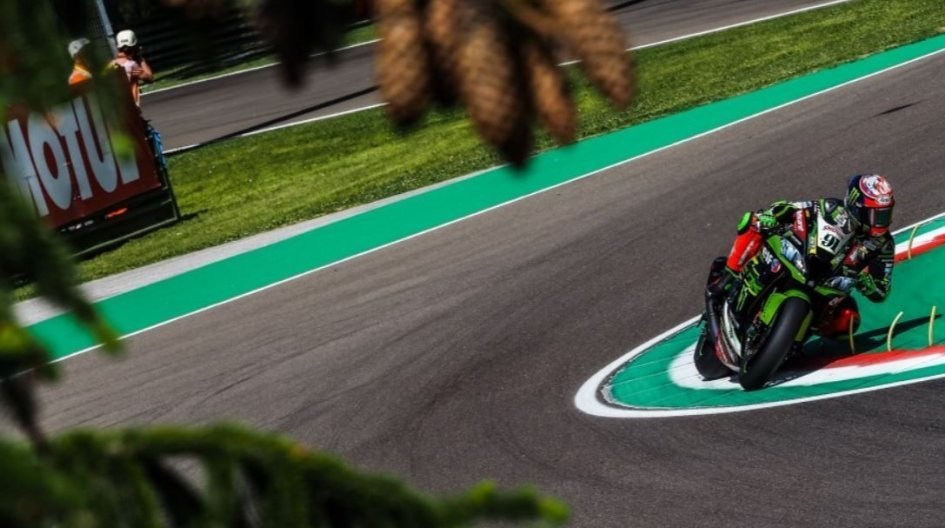 """SBK: Haslam: """"Disappointed with the cancellation, I was strong in the wet"""""""
