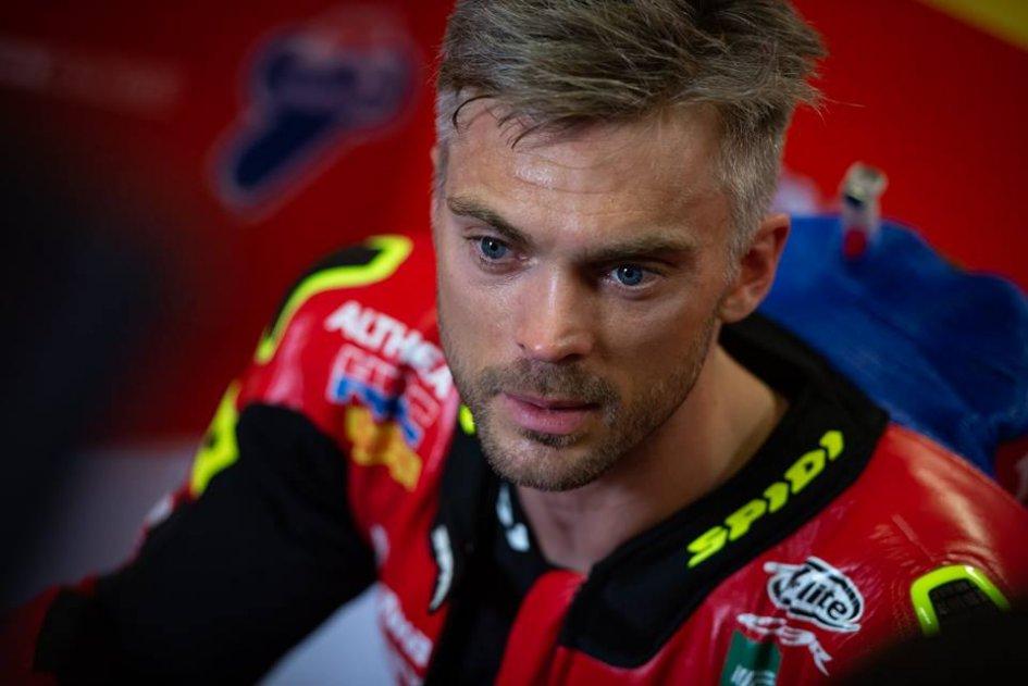 """SBK: Il ginocchio tiene in ansia Camier: """"Solo quando sarò in sella alla Honda capirò le condizioni"""""""