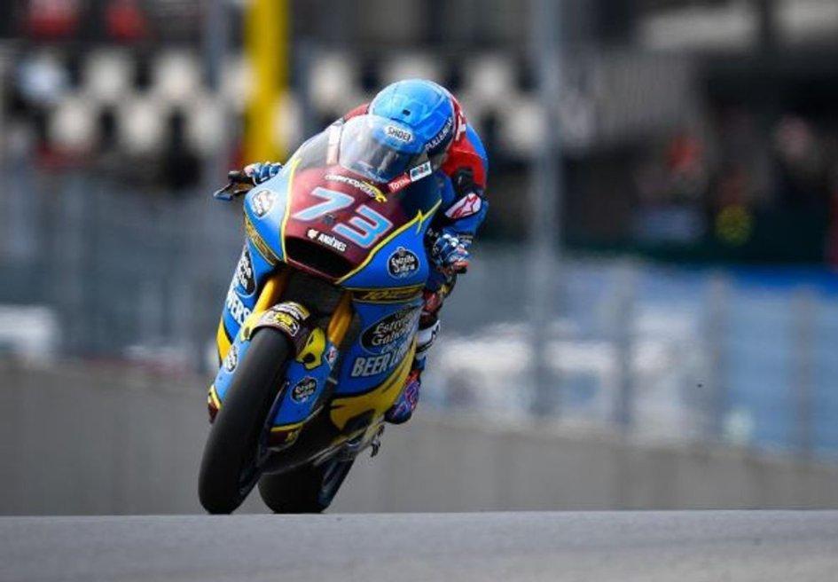 Moto2: Alex Marquez centra il bis al Mugello