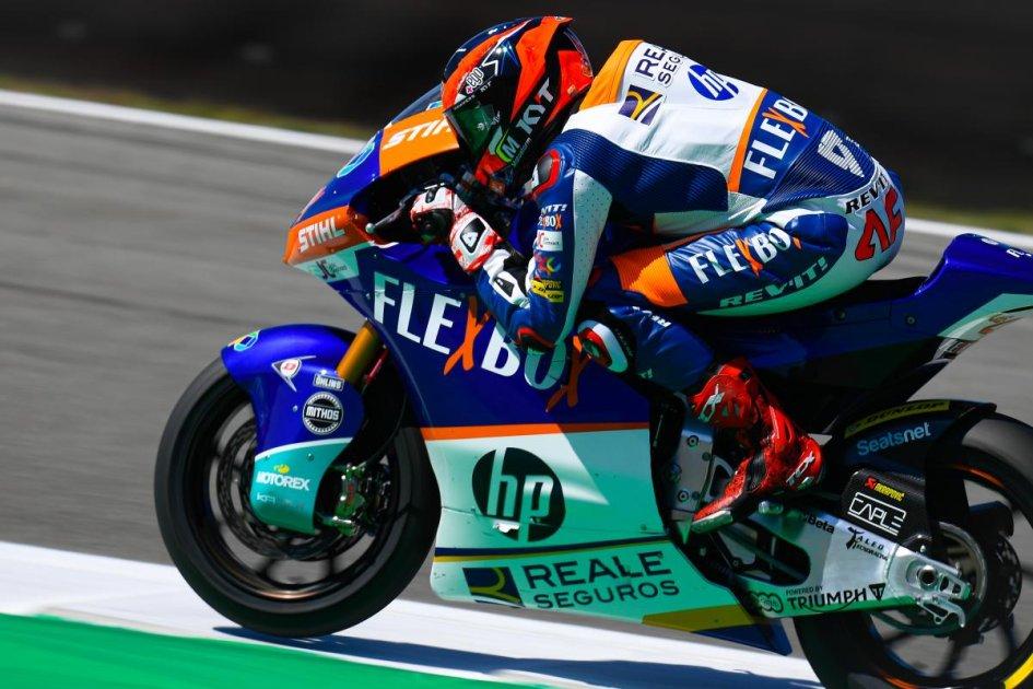 Moto2: Motoscontro Assen: Baldassarri stende Marquez, vince Fernandez