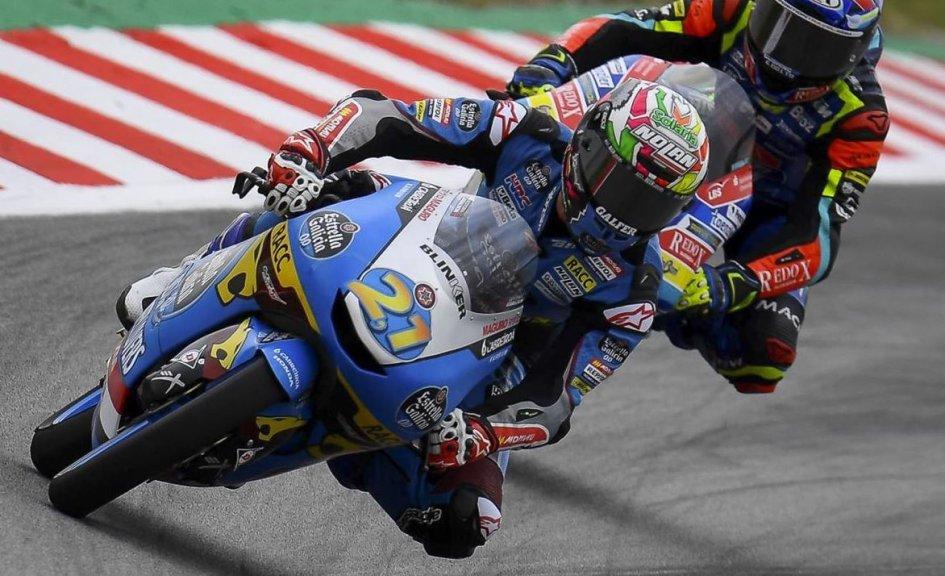 Moto3: FP1: Lopez parte bene a Barcellona, è lui il più veloce