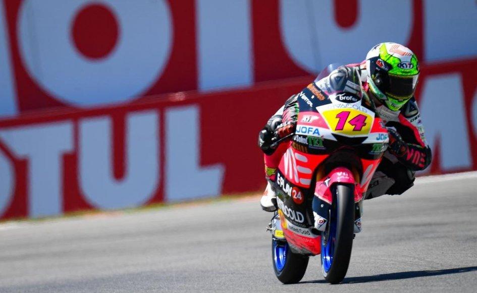 Moto3: FP3: Arbolino è il migliore davanti a Toba ad Assen