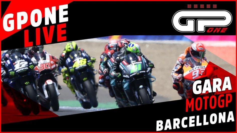 MotoGP: Barcellona: cronaca diretta LIVE del Gran Premio di Catalogna