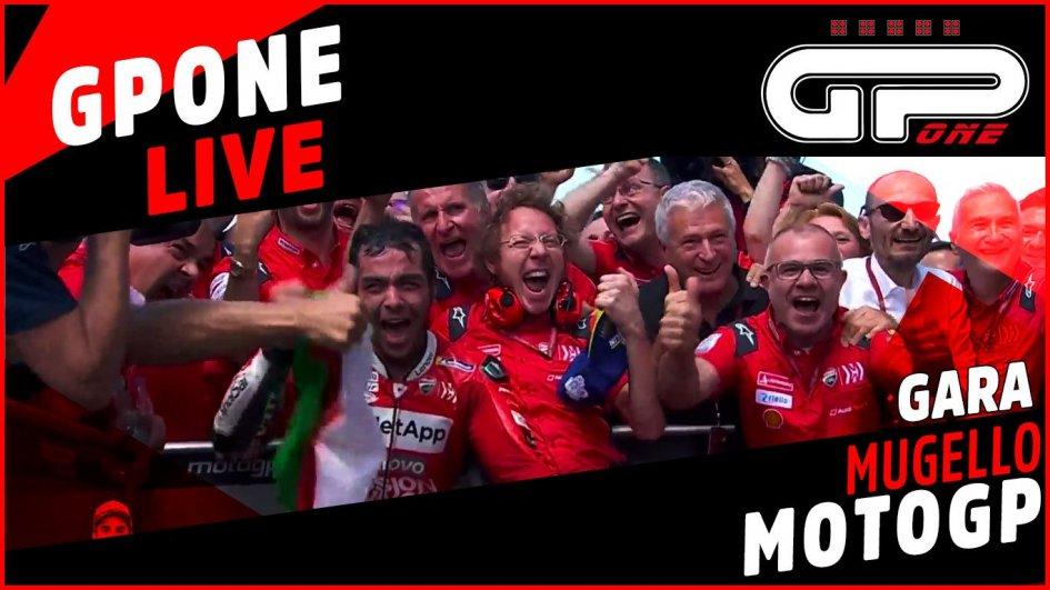 MotoGP: Mugello: cronaca diretta LIVE del Gran Premio d'Italia