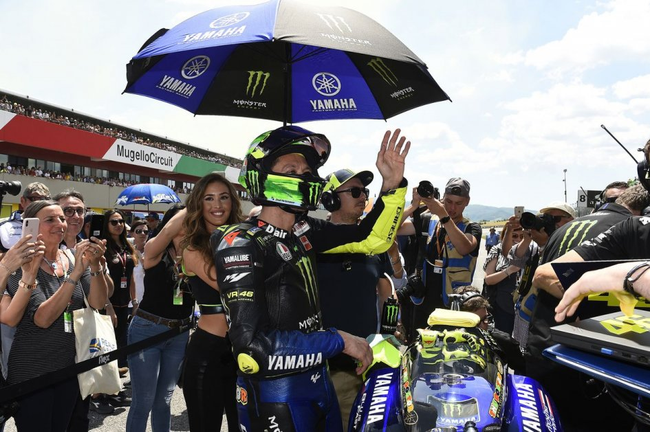 """MotoGP: Rossi: """"Il problema? È da 3 anni che la Yamaha è sempre uguale"""""""