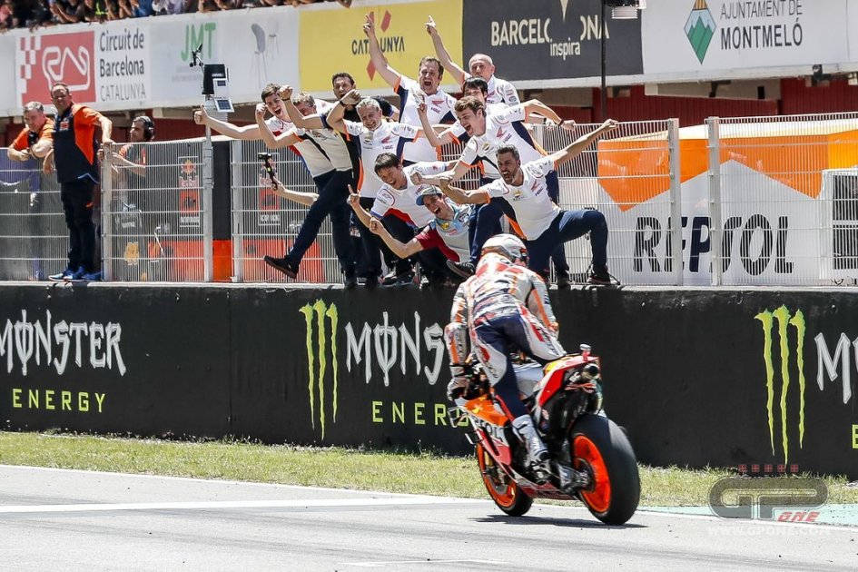 MotoGP: Barcelona: the Good, the Bad, and the Ugly