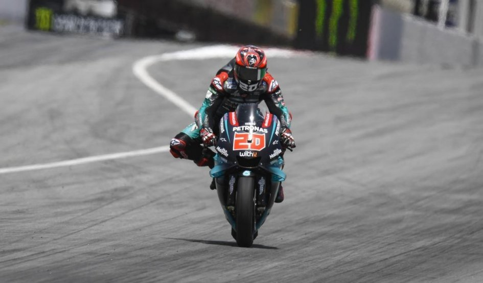"MotoGP: Quartararo: ""The fast lap? I thought I was slow!"""