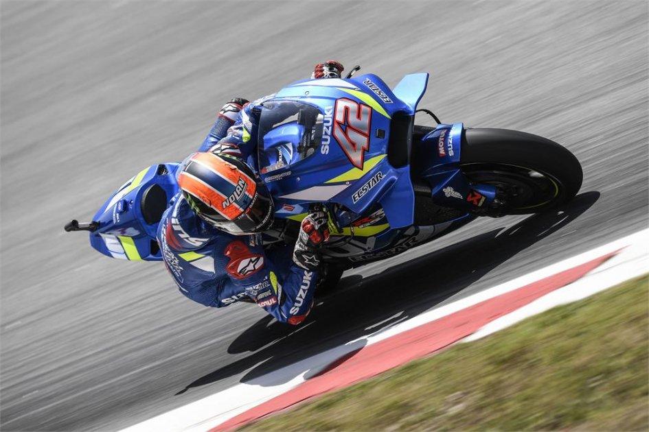 "MotoGP: Rins: ""The Suzuki won't struggle down the straight this time"""
