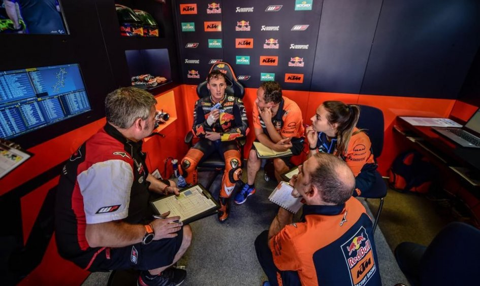 "MotoGP: Pol Espargarò: ""Tomorrow I'll have to ride the KTM like a Yamaha."""