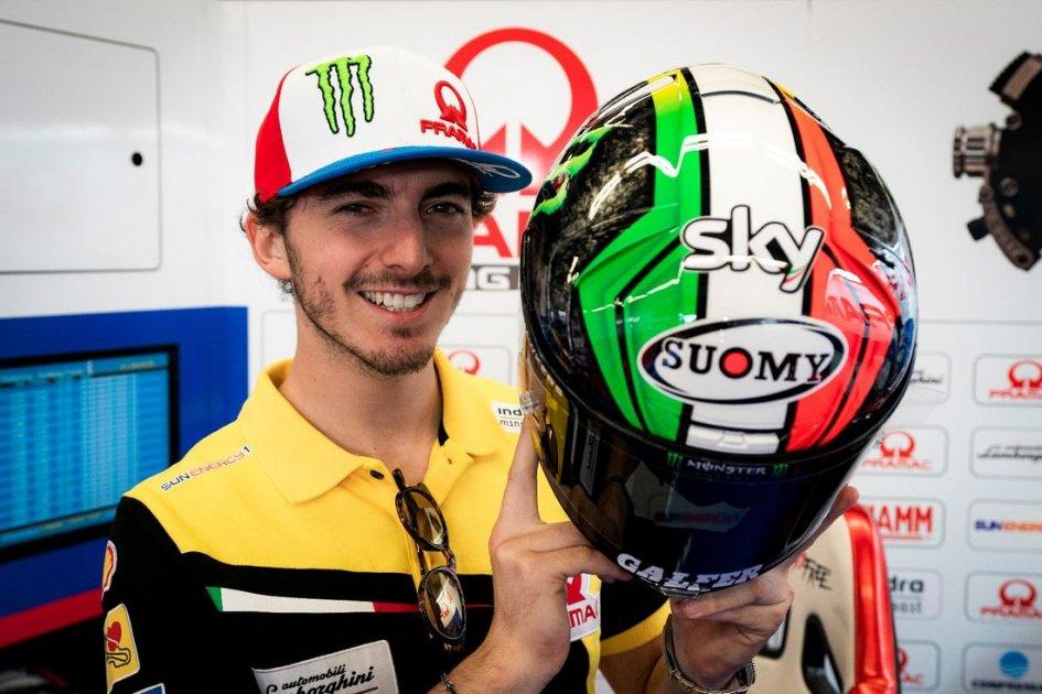 MotoGP: Suomy and KYT receive FIM homologation for helmets