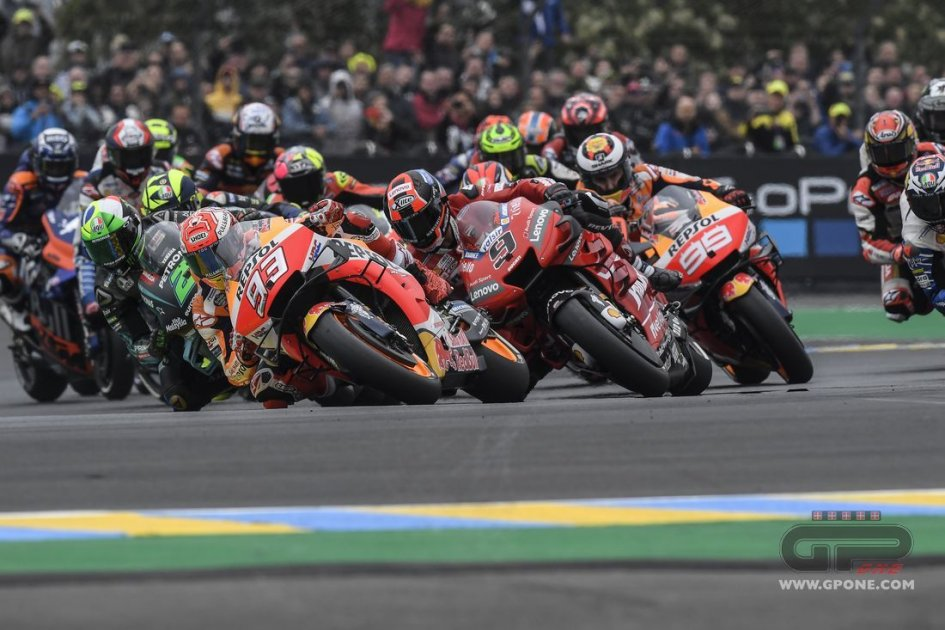 MotoGP: Le Mans: the Good, the Bad, and the Ugly