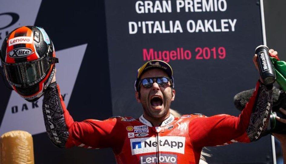 MotoGP: Danilo Petrucci: la classe operaia va in paradiso
