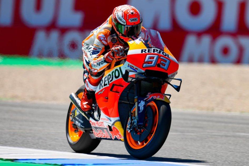 """MotoGP: Marquez: """"Se Yamaha vuole tornare a vincere, questa è la pista giusta"""""""