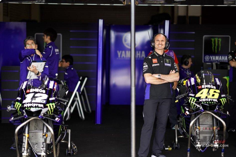 "MotoGP: Meregalli: ""A Yamaha serve tempo, come Ducati dopo Stoner"""