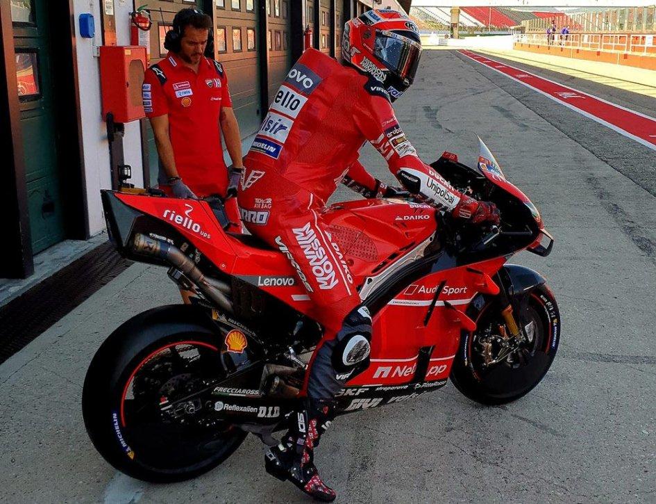 MotoGP: Ducati e Yamaha al lavoro: test per Pirro e Folger a Misano