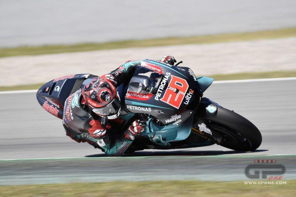 """MotoGP: Quartararo: """"Ho trovato qualcosa di speciale per la Yamaha"""""""